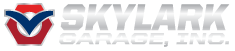 Skylark Garage Sticky Logo