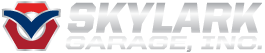 Skylark Garage Mobile Logo